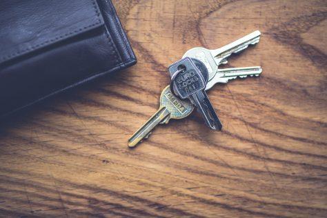 keys and wallet