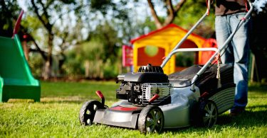 outside chores for teens