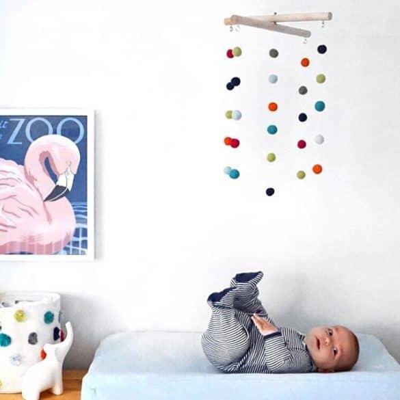 nursery room mobile
