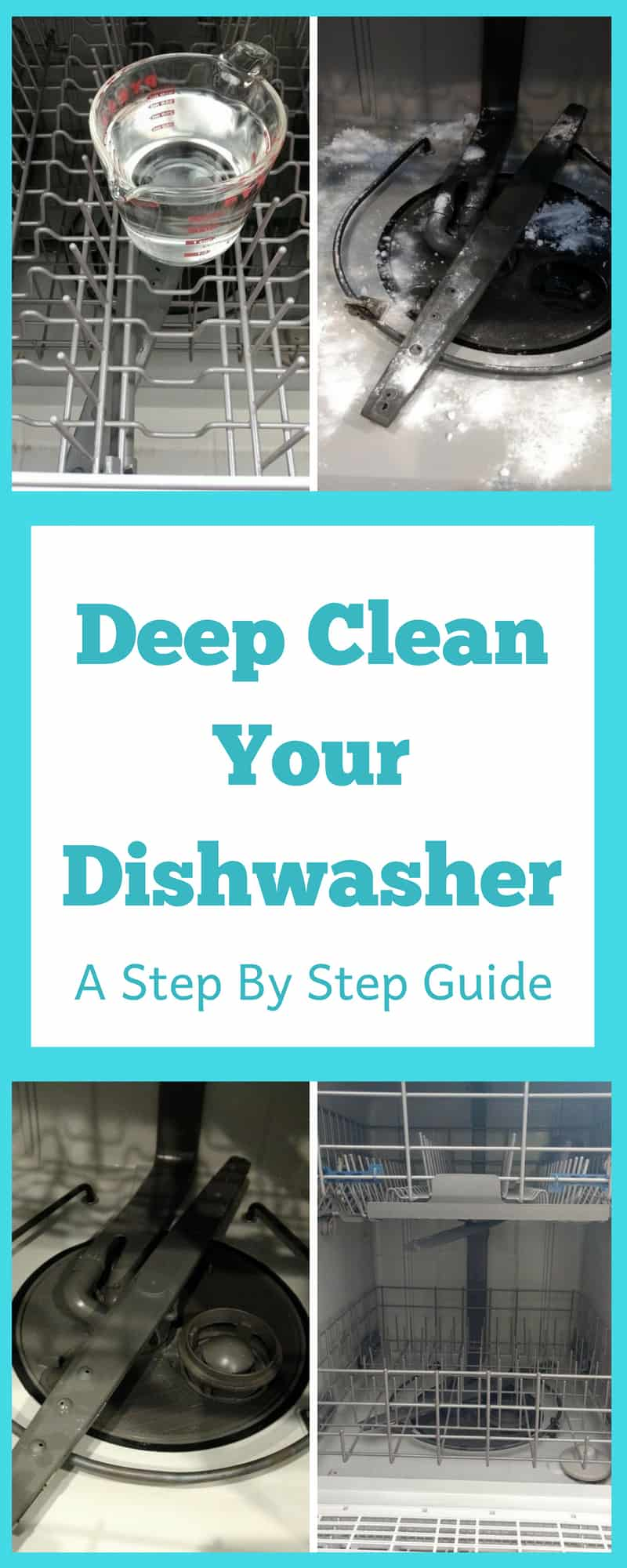 Easy Steps for Great Dishwasher Maintenance