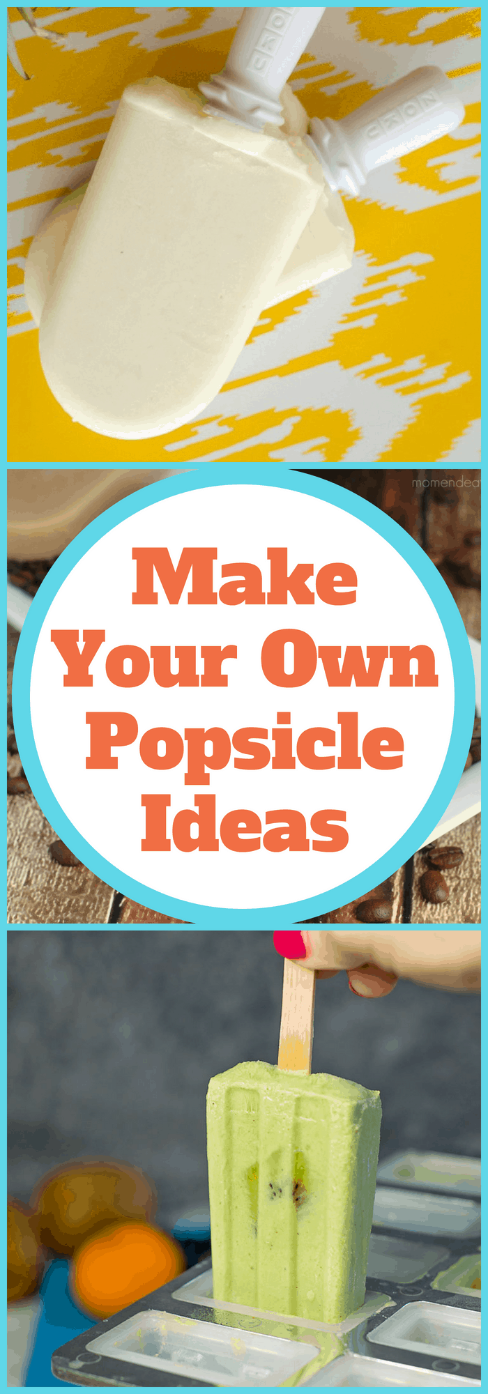 Make Your Own Popsicle Ideas