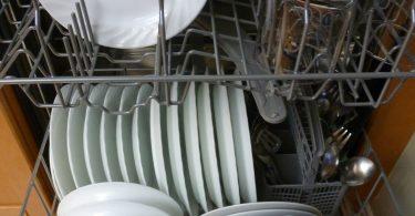 deep clean dishwasher
