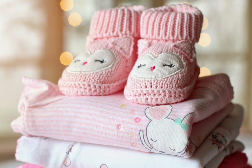 baby clothes kids' closets