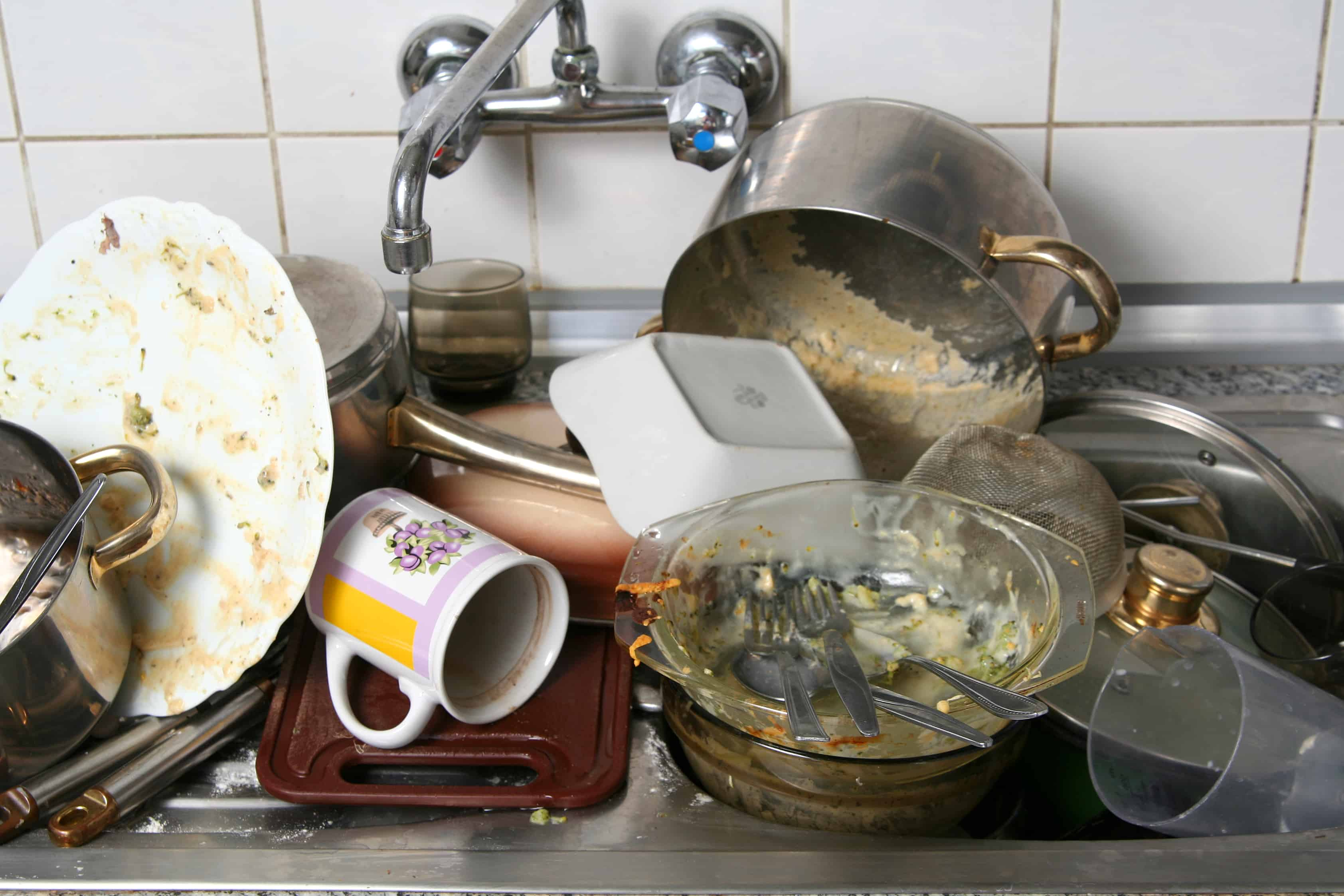 Astonishing 7 Tips For Creating Fewer Dirty Dishes The Organized Mom Interior Design Ideas Clesiryabchikinfo