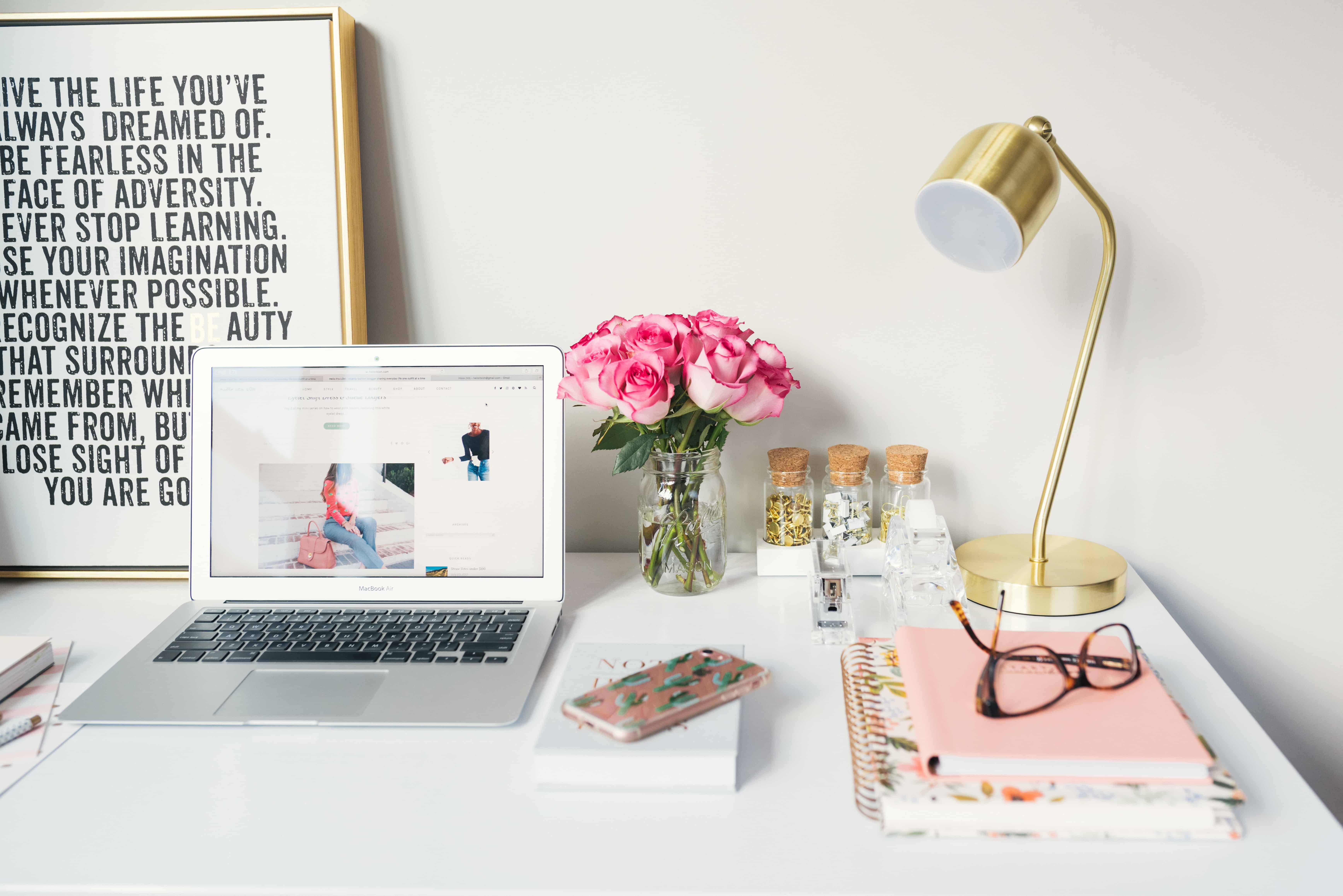 Deep Clean Your Home Office - The Organized Mom