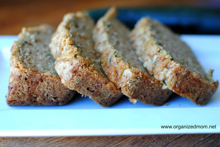 zucchini bread recipe 2