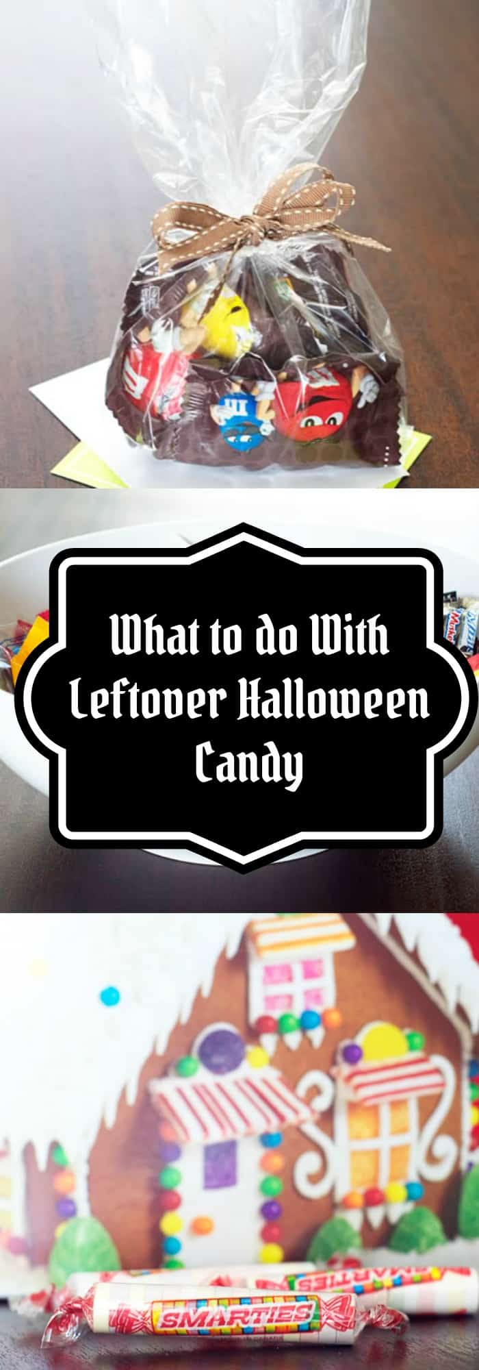 Halloween-What to do With Leftover Halloween Candy-The Organized Mom