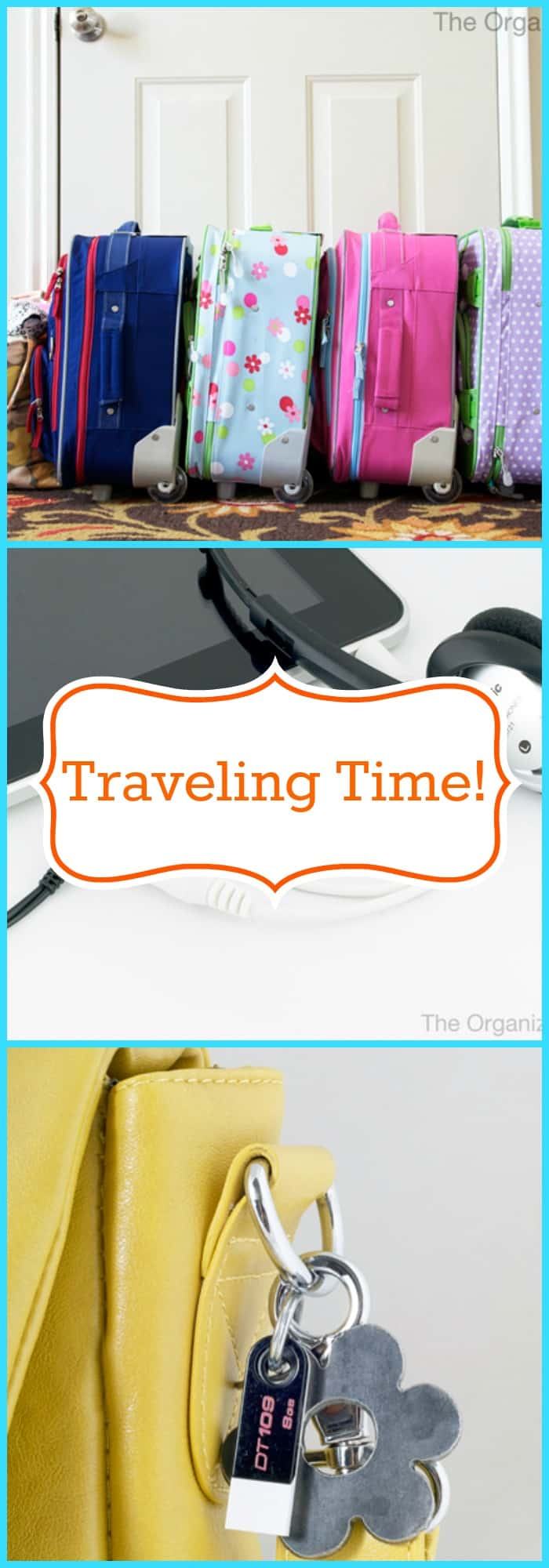 Travel--Traveling With Kids--The Organized Mom