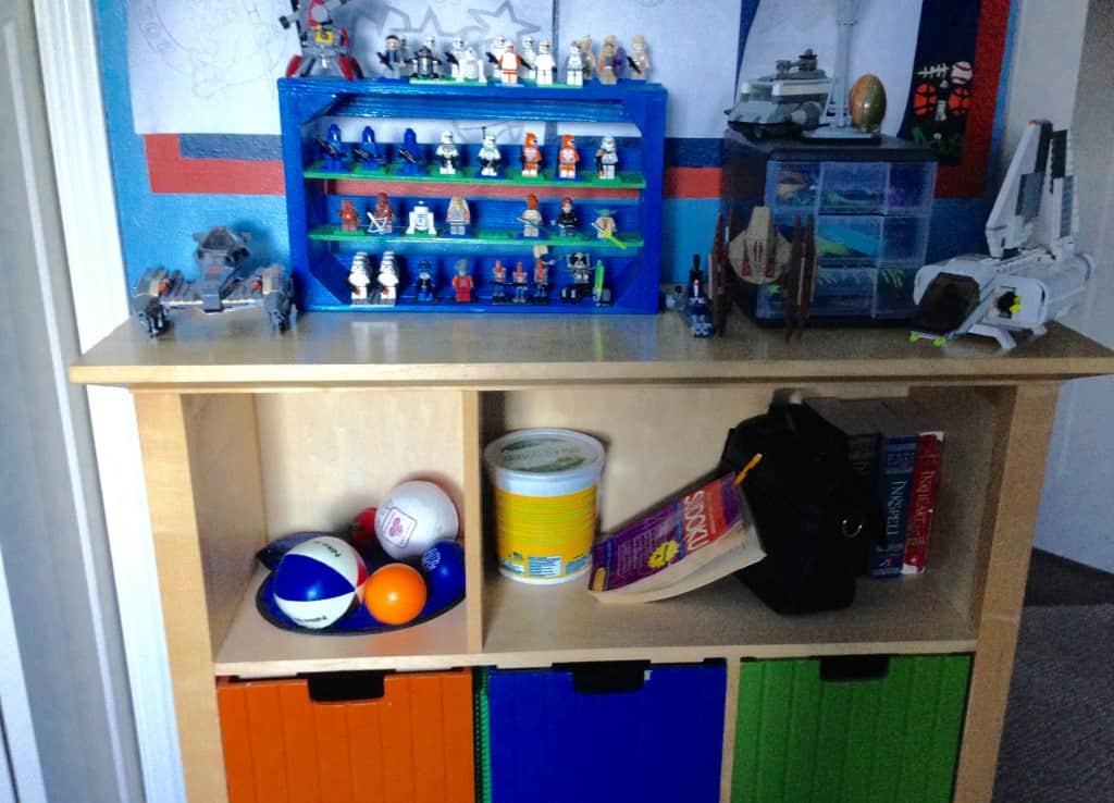 legos on display