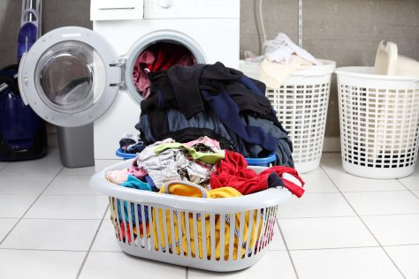 Get laundry done quickly and completely