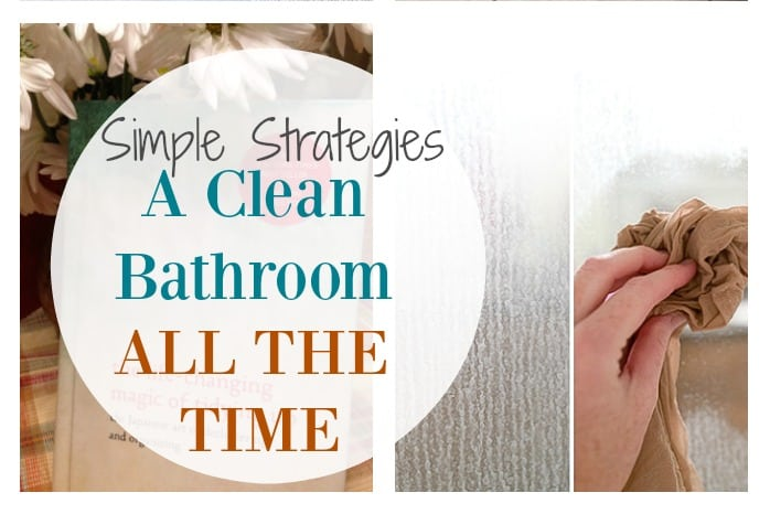 Clever Ideas to Keep Your Bathroom Clean All the Time! - The
