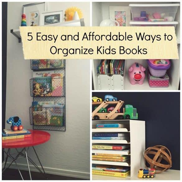 5-ways-to-organize-kids-books-square