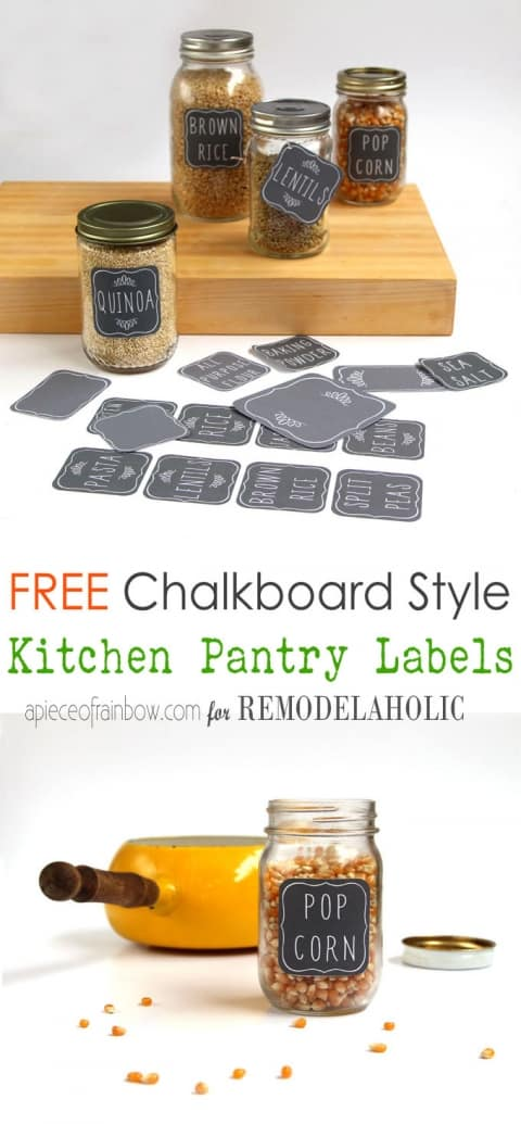 chalkboard-labels