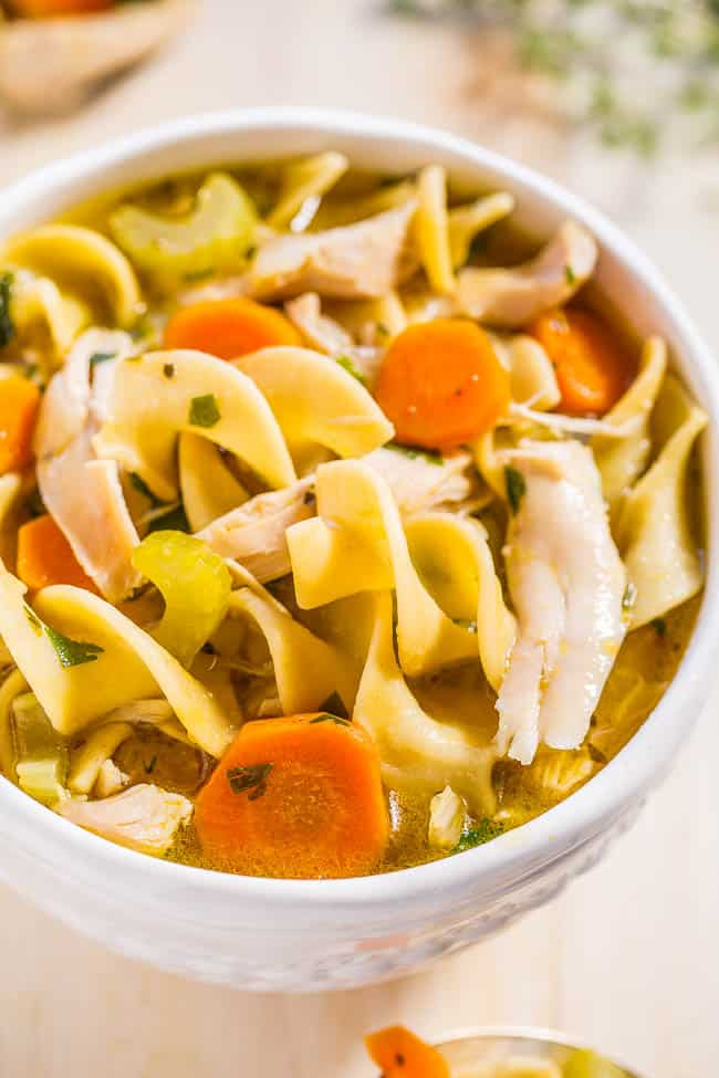 chicken-noodle