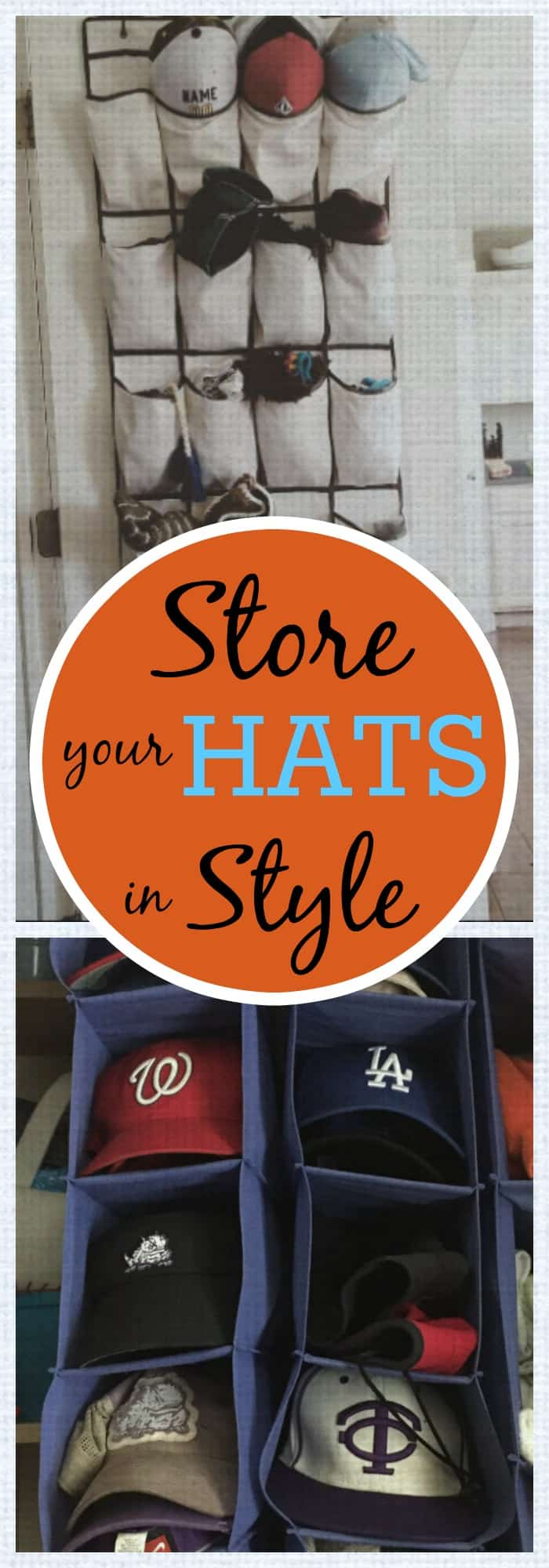 Simple Solutions for Hat Storage