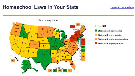 homeschool-laws