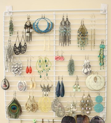 7 Clever Diy Earring Holder Ideas To Organize Your Earrings