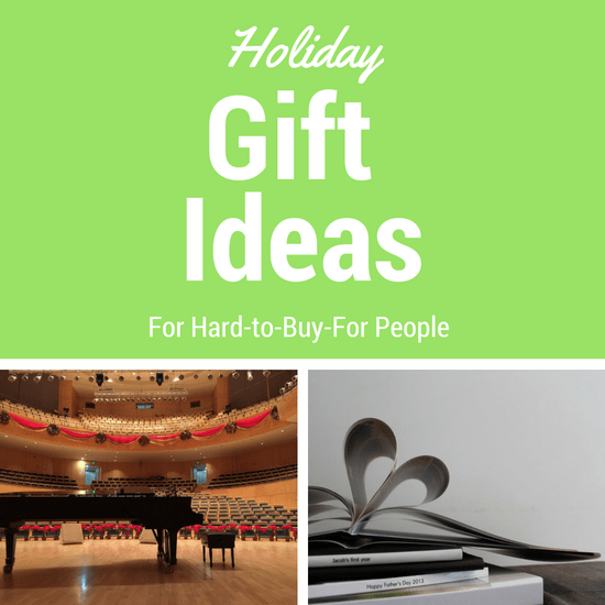 holiday gifts for people