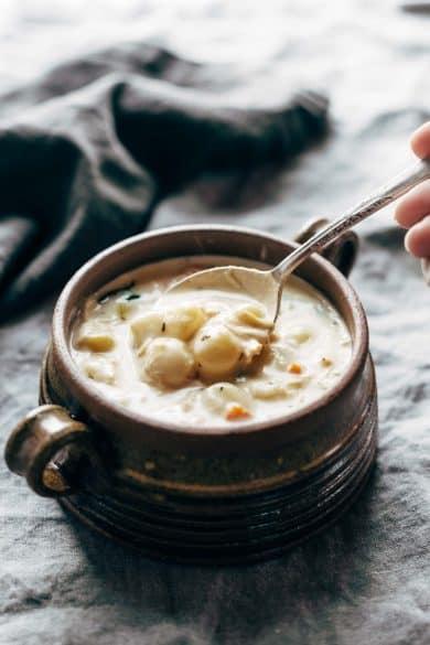 gnocchi-soup
