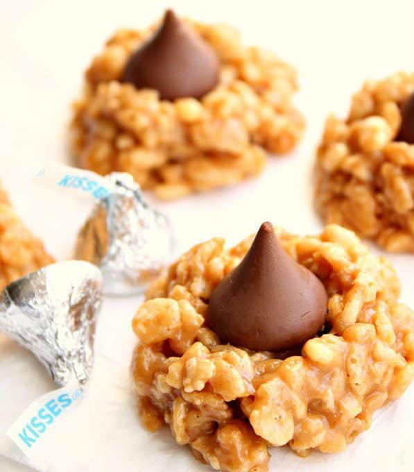peanut-butter-kiss-cookies