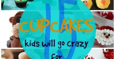 15 Cupcakes Kids Will Go Crazy for