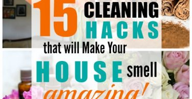 15 Cleaning Hacks that Will Make Your House Smell Amazing