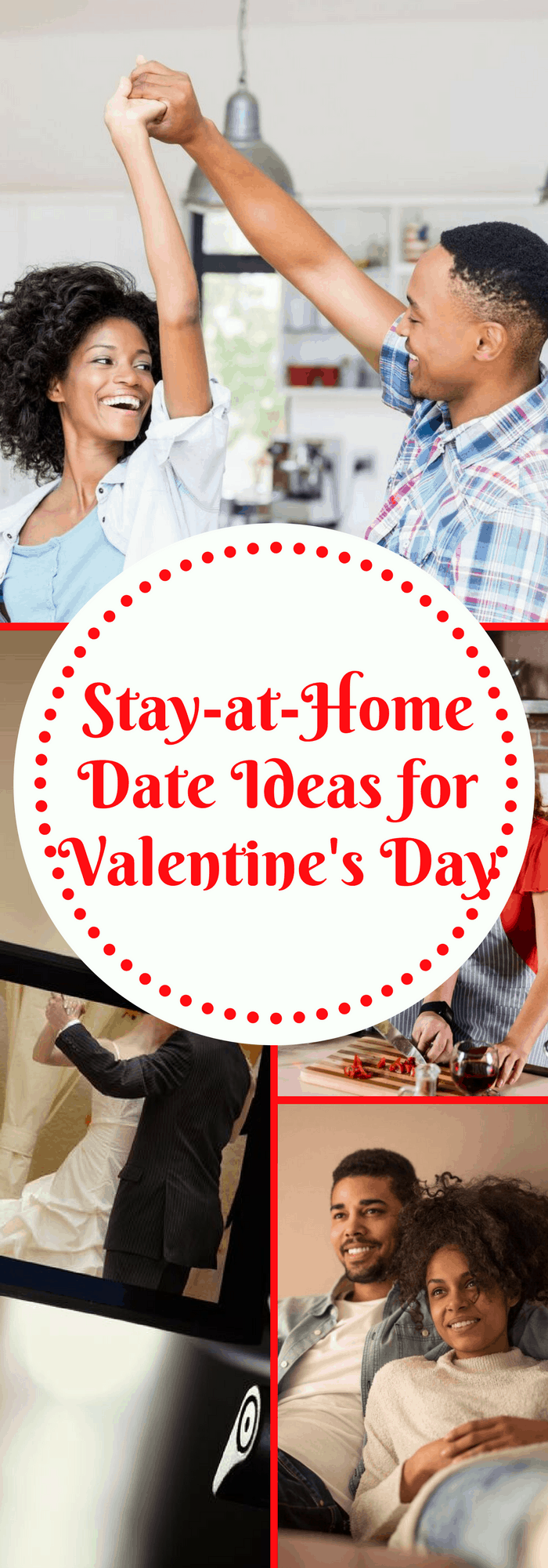 stay at home date ideas for Valentine's day