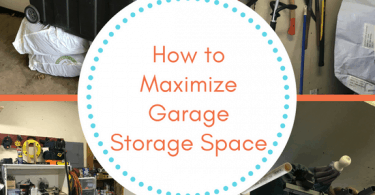 how to maximize storage space in a small bedroom garage archives the organized 21334