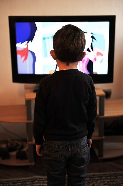 kid tv letting go of stuff