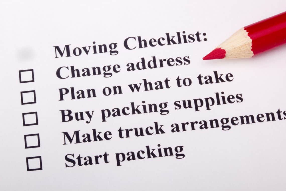 5 ways to stay organized during a move