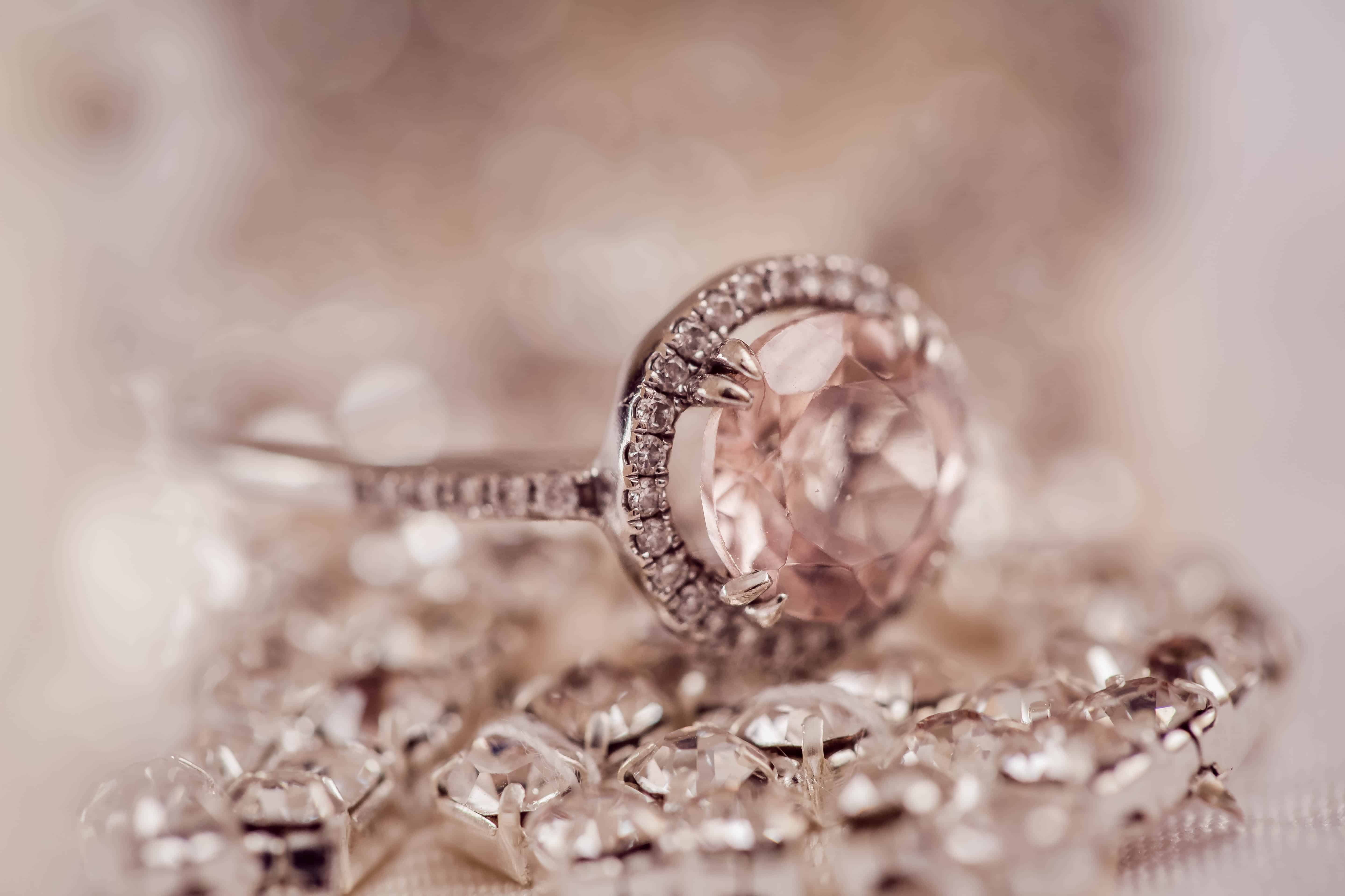 How To Clean Your Wedding Ring Without A Trip To The Jewelry