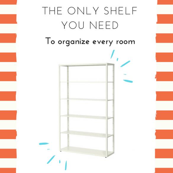 Organized, DIY, Home, shelf
