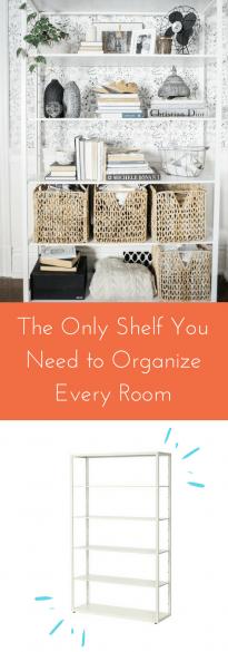 Room organization, home, DIY, shelving, shelves