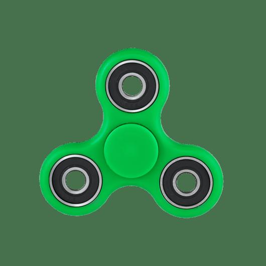 fidget spinners green