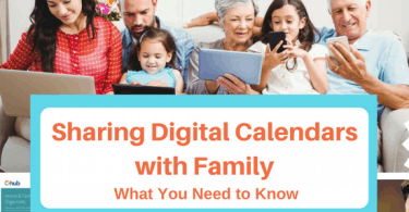 Sharing Digital Calendars