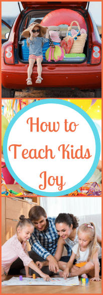 How to Teach Kids Joy