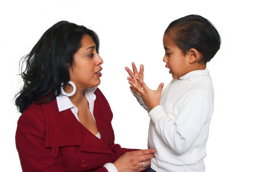 listening to your kids model respect