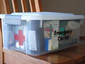 emergency car ket