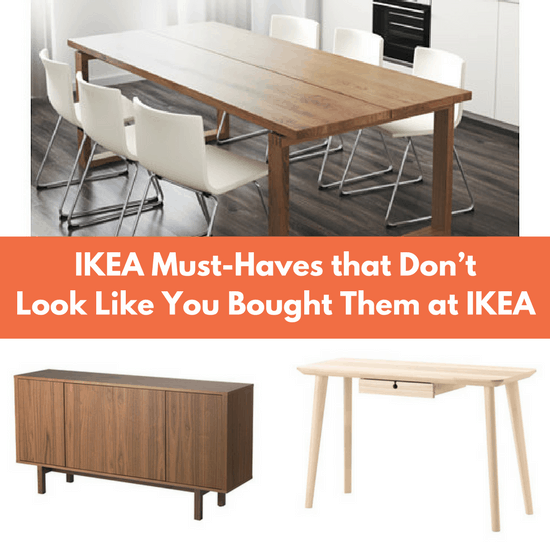 Ikea must-haves