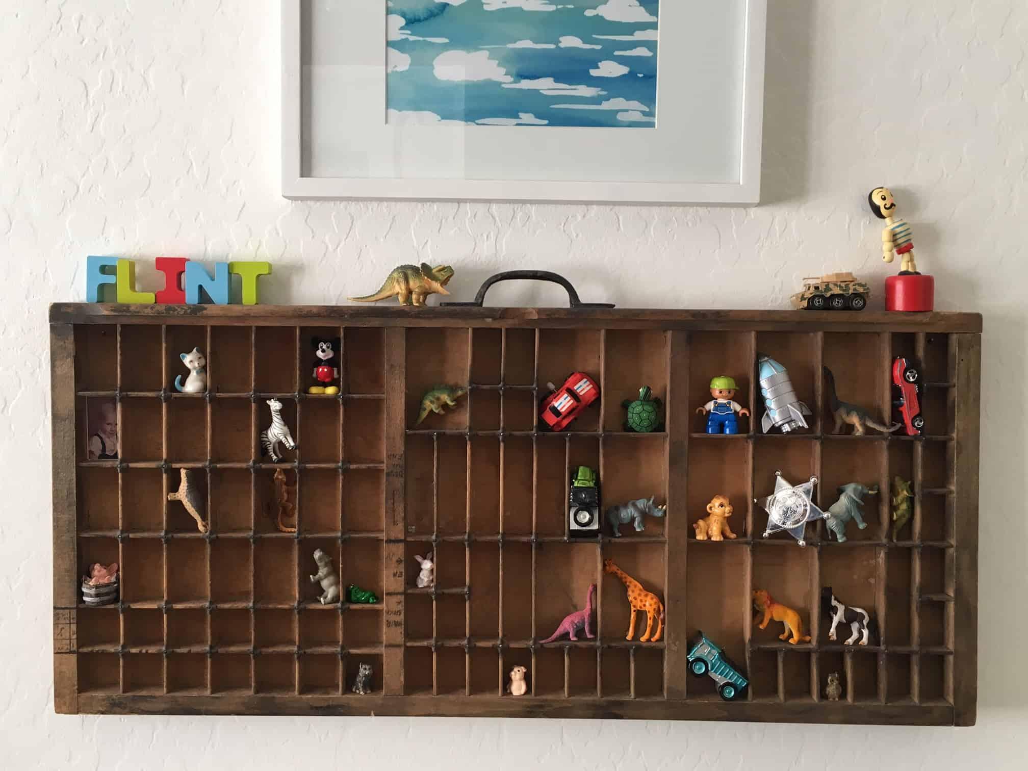 letterpress drawer