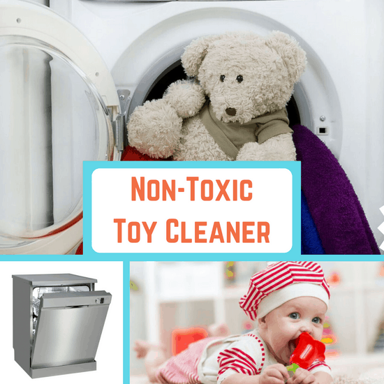 non-toxic toy cleaner