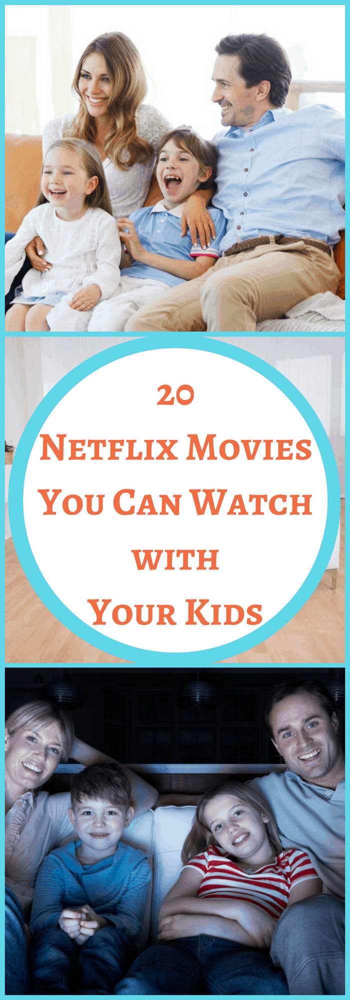 movies you can watch with your kids