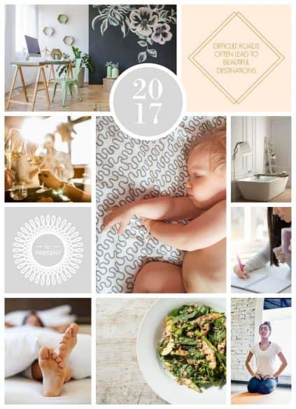 PicMonkey Collage - Digital vision board