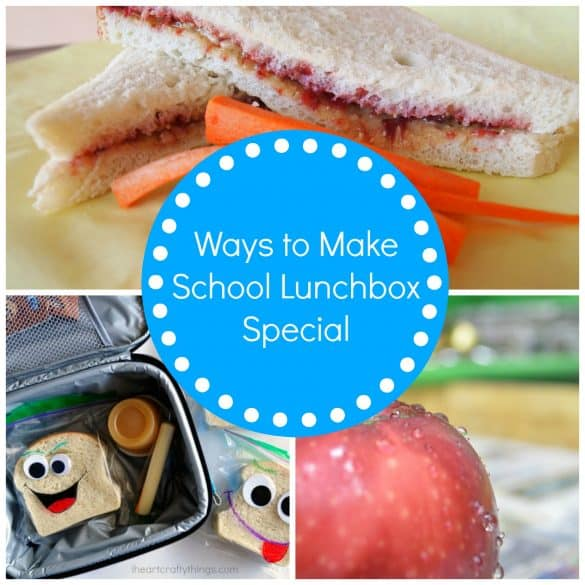 school lunchbox special