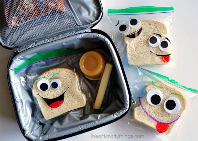 silly lunch box