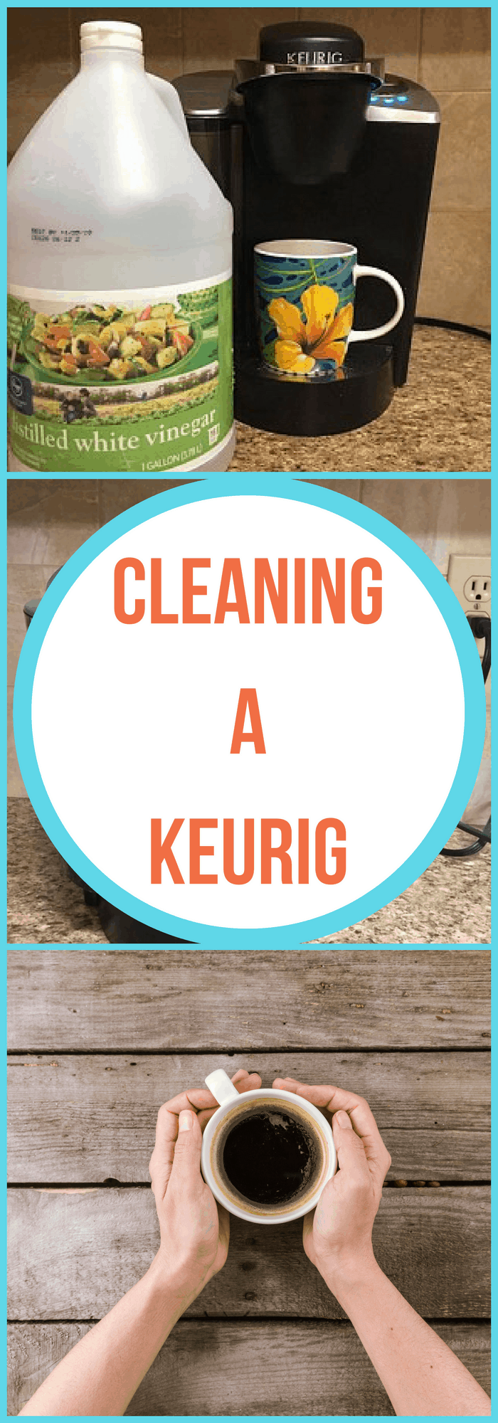 Cleaning--Cleaning a Keurig--The Organized Mom