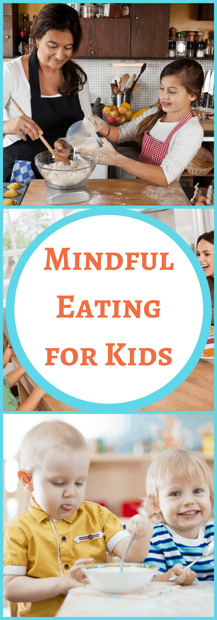 Mindful Eating for Kids