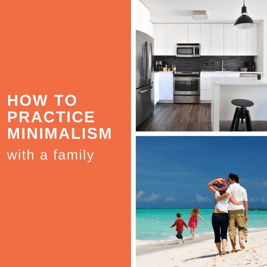 practice minimalism