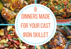 cast iron skillet dinners