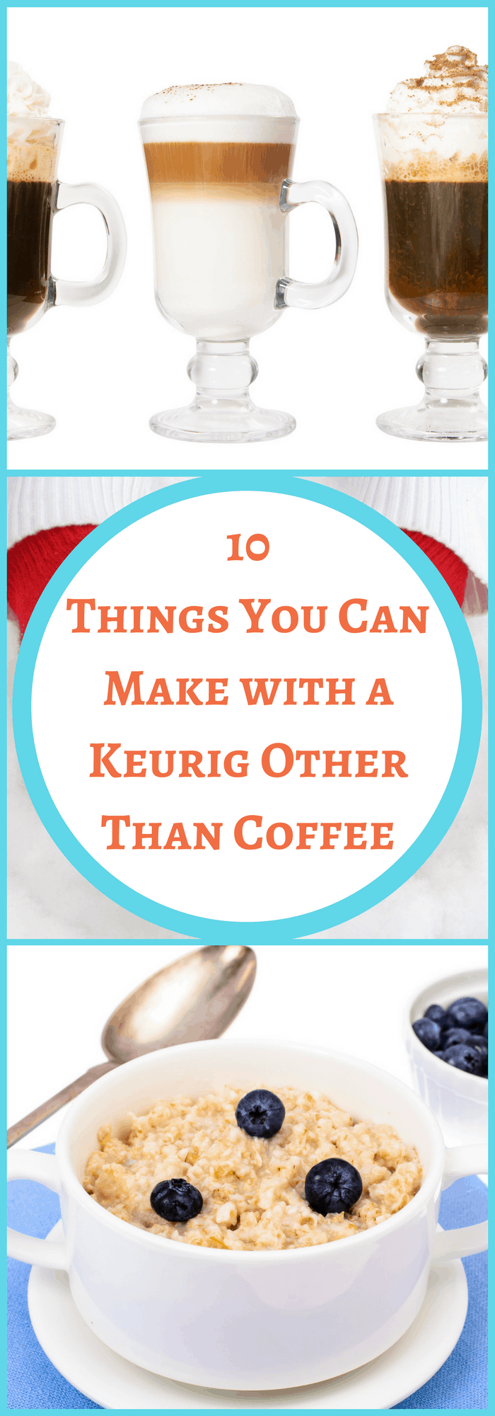 Food and Drink--10 Things You Can Make With A Keurig Other Than Coffee--The Organized Mom